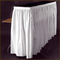 Podium Or Table Skirt Rentals Phoenix Party And Events
